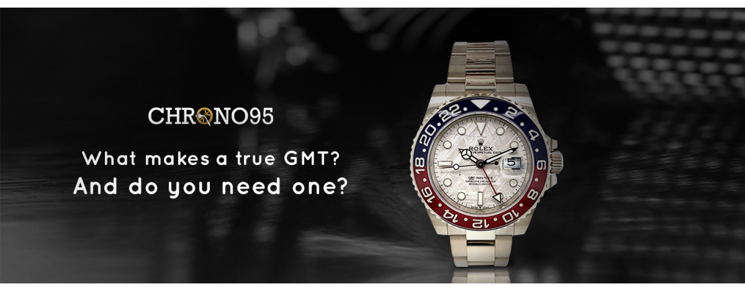 What makes a true GMT? And do you need one?