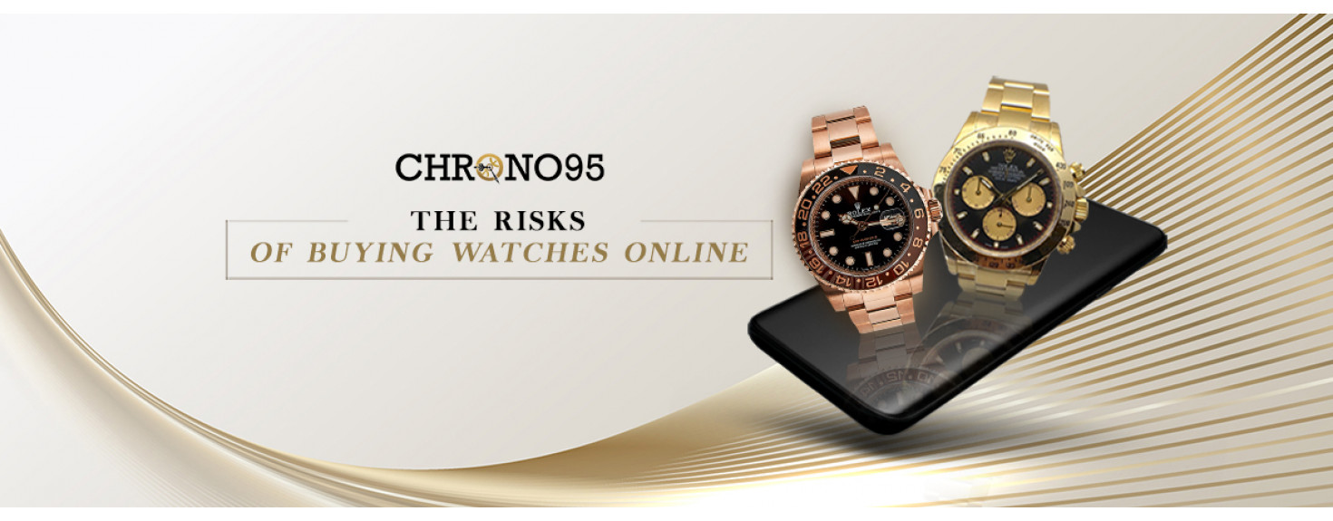 The Risks Of Buying Watches Online