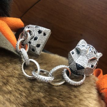 Cartier Panthere Bracelet